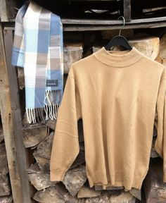WINTER SCHAL Herren  MADE IN GERMANY blau beige weiß braun 100 % Acryl 163 x 29  | Kleidung & Accessoires, Herren-Accessoires, Schals & Tücher | eBay!