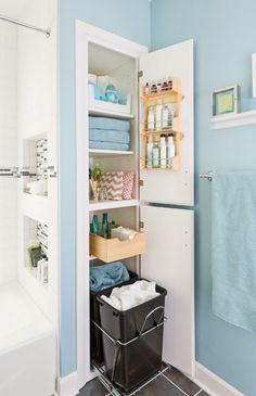 60 идей организации и хранения в ванной | Sweet home