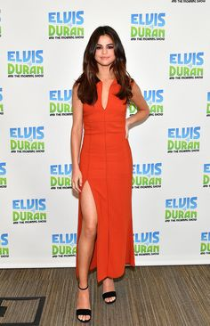 """selgomez-news: """" June 5: Selena during her interview with the Elvis Duran & The Morning Show in New York, NY [HQs] """""""