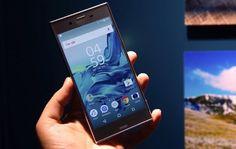 Xperia XZ: lo nuevo de sony #geek #tecnologia #oferta #regalo #novedades