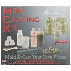 Alumilite Mini Casting Kit   Shop Hobby Lobby