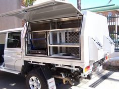 LCOOL.org :: View topic - Dual cab canopy