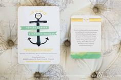 These nautical weddi