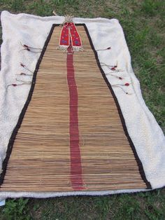 Plains Indian Style Willow Backrests Camping Pinterest