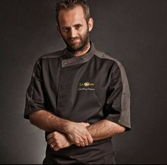 uniforme de chef moderno - Buscar con Google                                                                                                                                                                                 Más