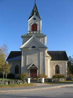 The Lutheran church Lestijärvi, Central Ostrobothnia province of Western Finland.- Keski-Pohjanmaa