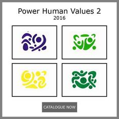 The new collection: The Power of Human Values 2. Published: www.wimmensing.com