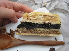 Flódni (layered pastry) | 33 Hungarian Foods The Whole World Should Know And Love  http://www.saveur.com/article/Recipes/Flodni-Apple-Walnut-and-Poppy-Seed-Pastry