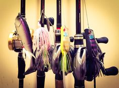 I'm ready for fishing! #fishing #bassfishing #fishinglures #baits