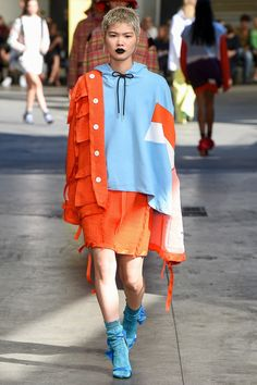 MSGM Spring 2018 Ready-to-Wear Collection Photos - Vogue
