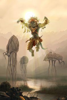 Argonian Shaman, in Morrowind. Go figure. The Elder Scrolls, Elder Scrolls Races, Elder Scrolls Skyrim, Elder Scrolls Online, Fantasy Character Design, Character Art, Character Inspiration, High Fantasy, Fantasy Art