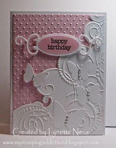 Pretty Cards, Cute Cards, Diy Cards, Birthday Cards For Women, Happy Birthday Cards, Birthday Wishes, Birthday Greetings, Female Birthday Cards, Envelopes