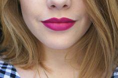 Arlette's Diary: MAC - Flat Out Fabulous / le violet facile