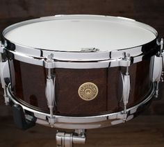 """Five Days of Giveaways: Win a 5.5 x 14"""" Gretsch USA Custom Antique Maple Snare"""