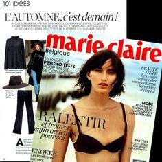 Reve april 2015 cover shirtaporter press pinterest for Marie claire belgie