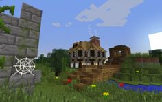 Cool Minecraft Dirt House I Might Put A Mud Bath Inside Things To - Minecraft hauser ps4