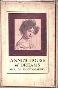 Anne's House of Dreams - listening to this right now {audio book} I loved reading this when I was younger!