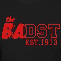 Delta Sigma Theta the BADST shirt | Chillboy Greek Apparel & More
