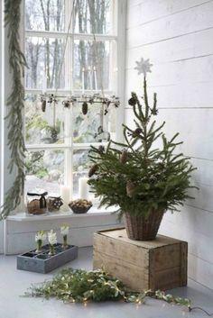 bastelideen für Weihnachten dekoration toll