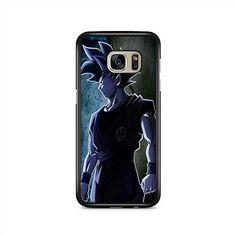 Goku Dragon Ball Z Samsung Galaxy S7 Edge Case | Caserisa