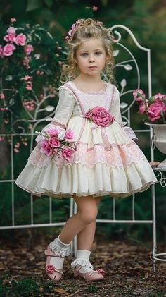 Best Baby Girl Dresses For Wedding Princesses Kids Fashion Ideas Flower Girl Tutu, Flower Girl Dresses, Flower Girls, Cute Summer Outfits, Kids Outfits, Little Girl Dresses, Girls Dresses, Pageant Dresses, Party Dresses