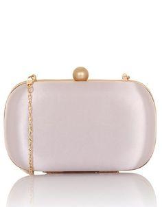 Little Mistress Box Clutch Bag