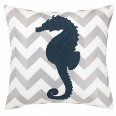 Link in the bio>>>> search seahorse  10% off this cutie with code insta10  1.5 foot square pillow with seahorse 100% cotton crewel stitched embroidery in navy on gray and white embroidered chevron design. Both soothing and sophisticated. Hidden zip cover insert included. http://ift.tt/1qUKuXF  #seasideinspired #seahorses #seahorse #pillows #beachdecor #seadecor #oceandecor #beachlife #beachlove #beachlover #beachlovers #oceanside #oceandecor #coastallife #oceanlife #sealife #homedecor…