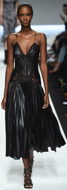 Ermanno Scervino, spring 2016 Ready-to-Wear