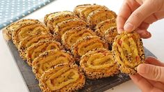 patatesli-tuzlu-kurabiye-tarifi Ratatouille, French Toast, Food And Drink, Breakfast, Ethnic Recipes, Morning Coffee