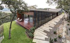 Mexickí architekti nám opäť raz dokážu, že skutočne vedia ako na moderné bývanie.