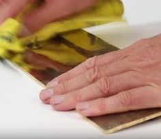 VIDEO – How To Get Your Brass Bright And Beautiful. Polishing Brass Video