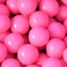 Pink Gumballs • Pink Bubble Gum Balls • Oh! Nuts® 60 pcs/lb/$4.99/lb