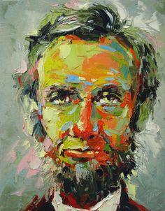 Tilen Ti's portrait #abelinc #president #art