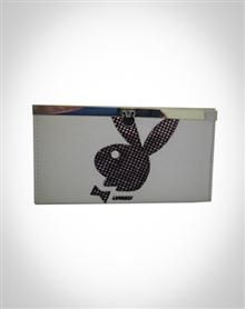 12.98 Playboy Bunny Head Flip Lock Wallet