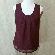 Merona Tank Excellent conditions. Zips on the side. Merona Tops Tank Tops