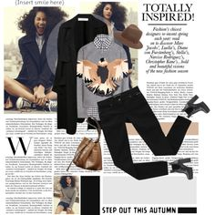 """Step out..."" by minnie-me on Polyvore"