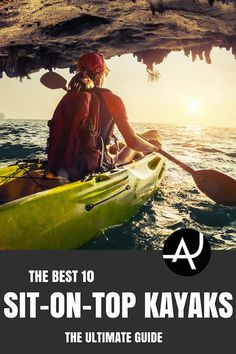 Top 10 Best Sit On Top Kayaks of 2017 – Best Kayaking Gear Articles – Kayak Accessories and Gadgets – Kayak Products and Ideas for Men and Women – Packing Lists for Kayaking Trips Sit On Kayak, Canoe And Kayak, Kayak Fishing, Fishing Tips, Canoe Boat, Saltwater Fishing, Kayaking Outfit, Kayaking Tips, Camping Water