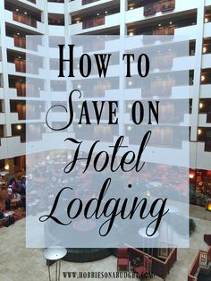 Road trips are exciting but hotels can be expensive!  Check out these tips to find ways to save money when you make your next reservation!