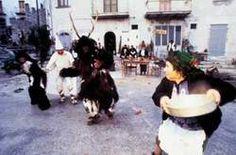 Castelnuovo (Trente - Italy) Carnevale.