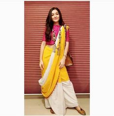 Sonam luthria Elegant Indian Saris Click VISIT link for more details Saree Wearing Styles, Saree Styles, Trendy Sarees, Stylish Sarees, Trendy Dresses, Modest Dresses, Trendy Outfits, Indian Fashion Trends, Indian Designer Outfits