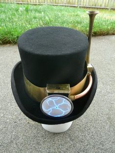 This is the instructable for my Steampunk Top Hat.