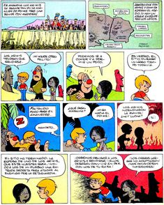 Los comics de Machete: Mampato y Ogú: Rapanui Peanuts Comics, Art, Easter Island, Comics, Islands, Wolves, Art Background, Kunst, Art Education