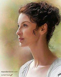 Outlander Art.  Credit: Kath Powell