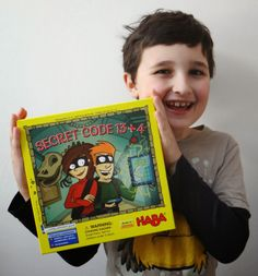 Looks like a great maths game for 8+ year olds The Beesley Buzz: Haba Secret Code 13+4 game: Review for The Toadsto...
