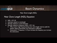 Ultrasound Physics Review - Beam Dynamics - YouTube