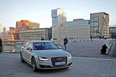 Bildergalerie: 2013/2014 Audi A8 (Cuvee Silber)