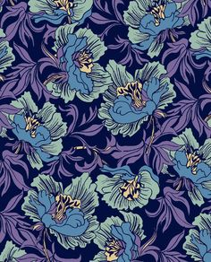 Floral    by  William Morris                                                                                                                                                                                 More