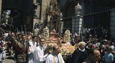 Procesion of Corpus Christ, Toledo