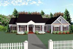 House Plan chp-17851 at COOLhouseplans.com