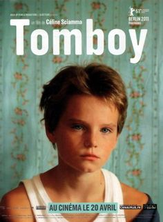 tomboy...watching it right now...it's a French film